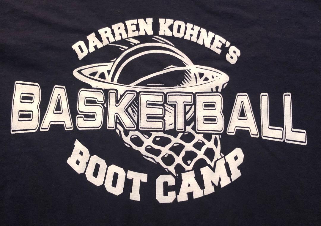 Darren Kohne's Basketball Boot Camp