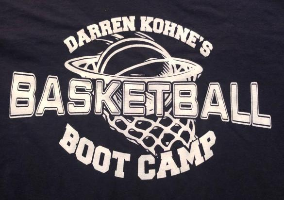 Darren Kohne's Basketball Boot Camp